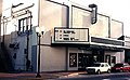 Beacham Theatre facade in 1991.jpg