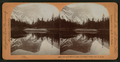 Beautiful Mirror Lake, Yosemite Valley, Cal. U.S.A, by Singley, B. L. (Benjamin Lloyd) 10.png