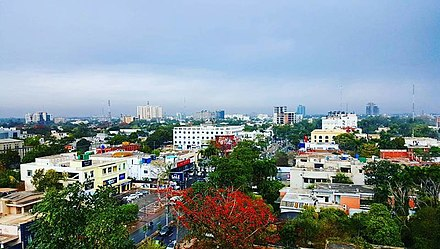 Cityscape of Lahore Beauty of Pakistan (lahore).jpg