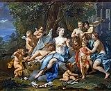 Beaux-Arts de Carcassonne - L'amour endormi auprès de Vénus - Nicolaas Verkolje - Joconde04400000312.jpg