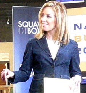 Rebecca Quick - Becky Quick in 2009