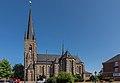 Bedburg - Marktplatz 4 - 5 Sankt-Lambertus-Kirche.jpg