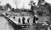 Bedouin refugees 1917