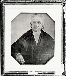 Lyman Beecher American Presbyterian minister and American Temperance Society co-founder