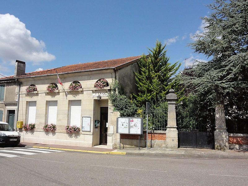 Behonne (Meuse) mairie