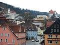 Beim 366 km langen Neckartalradweg, Oberndorf am Neckar - panoramio.jpg