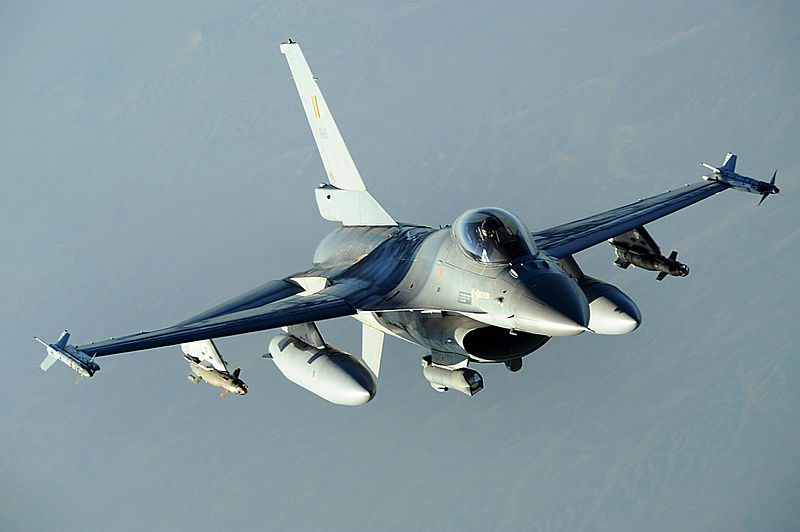 File:Belgian military F-16 Fighting Falcon conducts a combat patrol over Afghanistan.JPG