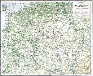 Belgium and the Franco-German frontier, 1914.jpg