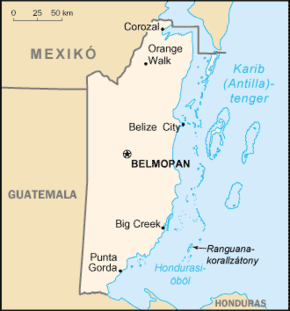 Belize-CIA WFB Map-hu.png