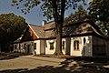 Benedykt Górski manor, Rzgowska 247 Street, Łódź, front 03.jpg