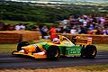 Benetton B192 at Goodwood 2014 003.jpg