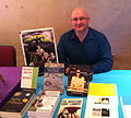 Benjamin Radford at a book signing event in Corrales, New Mexico, 2012..JPG