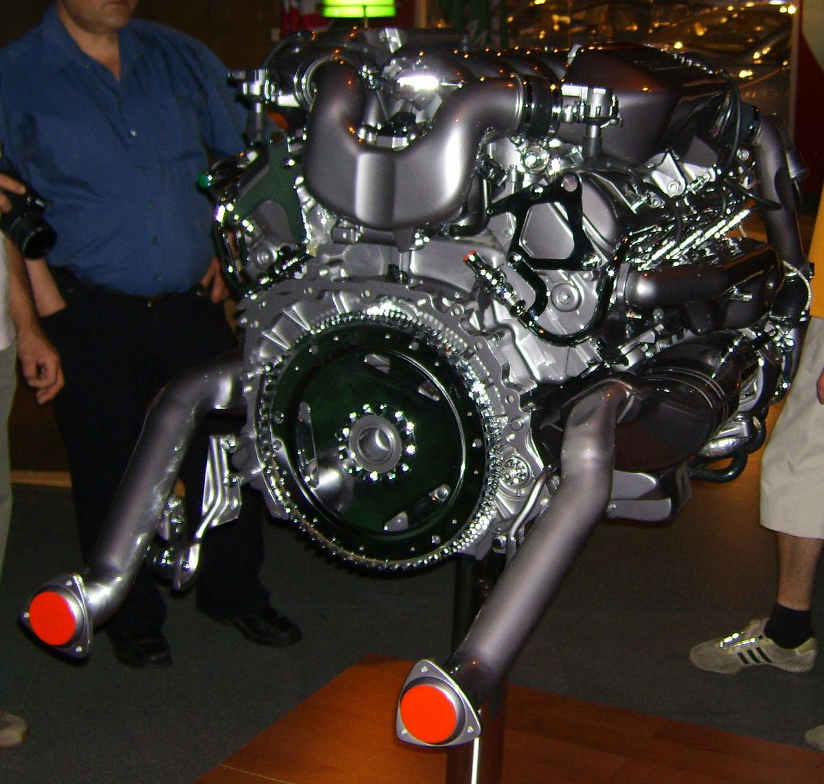 Rolls Royce Bentley L Series V8 Engine Wikipedia