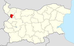 Berkovitsa Municipality within Bulgaria and Montana Province.