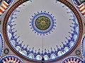 Berlin Sehitlik-Moschee Innen Kuppel 1.JPG