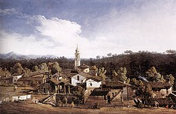 Bernardo Bellotto, il Canaletto - View of Gazzada near Varese - WGA01817.jpg