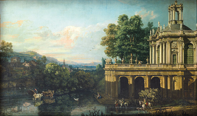 https://upload.wikimedia.org/wikipedia/commons/thumb/1/14/Bernardo_Bellotto_-_Architectural_Caprice_with_a_Palace_-_Google_Art_Project.jpg/800px-Bernardo_Bellotto_-_Architectural_Caprice_with_a_Palace_-_Google_Art_Project.jpg