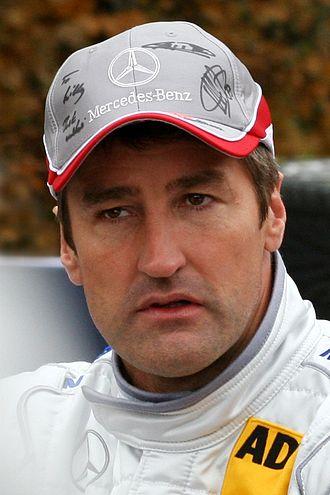 Bernd Schneider (racing driver) - Image: Bernd Schneider 2007 amk