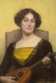 Berthe Müller died 125 painting of Emilie Louise Flöge.png