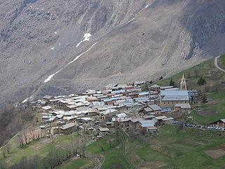 Oisans valley