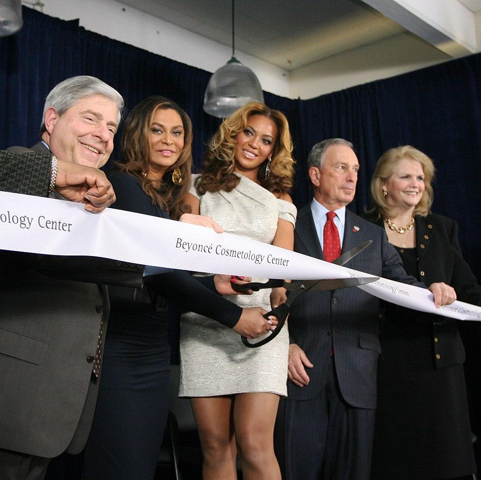Beyoncé Cosmetology Center