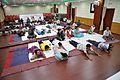 Bhujangasana - International Day of Yoga Celebration - NCSM - Kolkata 2015-06-21 7380.JPG