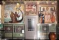 Bicci di lorenzo, e ulisse giocchi, affreschi del primo piano dell'educandato di foligno, 01.jpg
