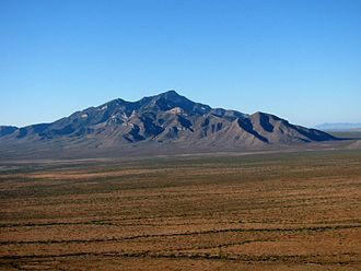 Big Hatchet Mountains - Image: Big Hatchet Mountains