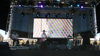 Big Scary - Big Scary at Southbound 2014.