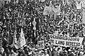 Bijeenkomsten, demonstraties, spandoeken, leuzen, Utrecht (stad), Utrecht (provi, Bestanddeelnr 934-4248.jpg