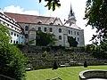 Bild Torgau Schloss Hartenfels Rosengarten 2011 02.jpg