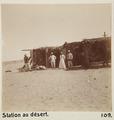 Bild från familjen von Hallwyls resa genom Egypten och Sudan, 5 november 1900 – 29 mars 1901 - Hallwylska museet - 91678.tif