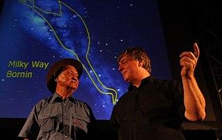 Ray Norris (astrophysicist) Australian astronomer