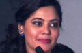 Bindhu Madhavi speaking at an event.png