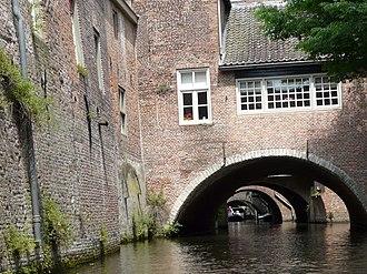 Dieze - Image: Binnendieze 's Hertogenbosch 2