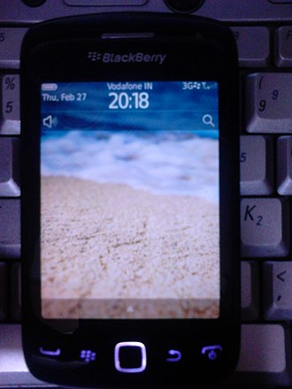 BlackBerry Curve - BlackBerry Curve 9380