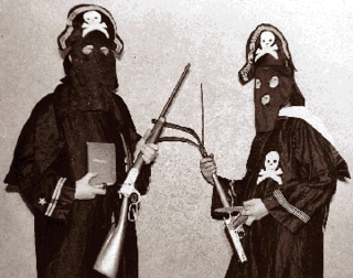 Black Legion (political movement) White supremacist group in the US in the 30s, splintered from the Ku Klux Klan