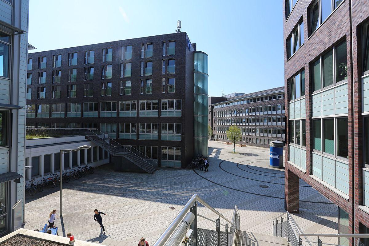 Technische universit t hamburg harburg wikipedia for Hamburg universitat