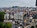 Blois Château de Blois Francois-I-Flügel Blick aus dem Schloss 3.jpg