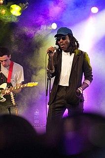 Dev Hynes British musician