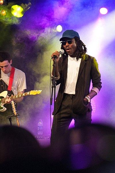 Picture of a band or musician: Blood Orange