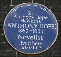 Anthony Hope