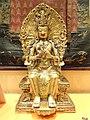 Bodhisattva Maitreya, Tibet, 18th century - Royal Ontario Museum - DSC09671.JPG