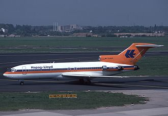 Japan Airlines Flight 351 - The hijacked aircraft was later sold to Hapag-Lloyd Flug as D-AHLS.