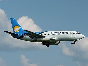 Canadian North - Canadian North Boeing 737-200