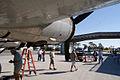 Boeing B-17G-85-DL Flying Fortress Nine-O-Nine UnderREngines CFatKAM 09Feb2011 (14960918596).jpg