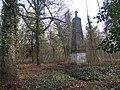 Bohnický ústavní hřbitov, Praha, vojenský pomník.jpg