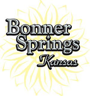 Bonner Springs, Kansas - Image: Bonner Springs Logo