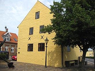 Nexø - Image: Bornholm Nexø Museum 2