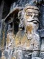Borobudur - Lalitavistara - 019 S, The Brahmins receive Gifts (detail 2) (11247705163).jpg